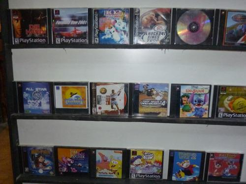 Gran Lote De 12 Juegos Fisicos Play Station 1 Impecables