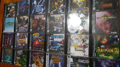 Juegos Play Station 1 Nuevos X10 Unidades.leer