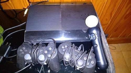 Play Station 3 Sony 500gb Completa Excelente Estado