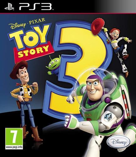 Toy Story 3 Ps3 Español Tenelo Ahora!!