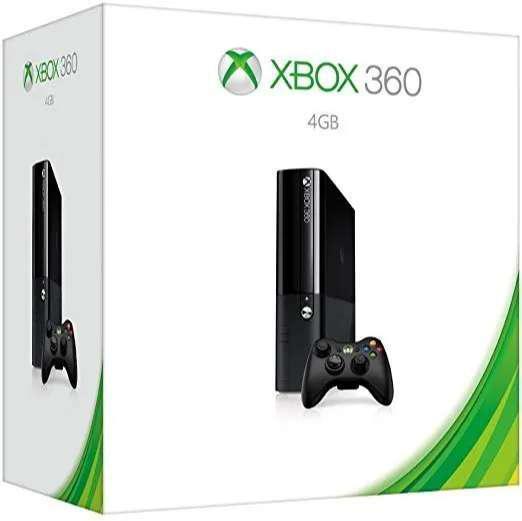Xbox 360 4gb, En Caja Sin Uso, Imperdible