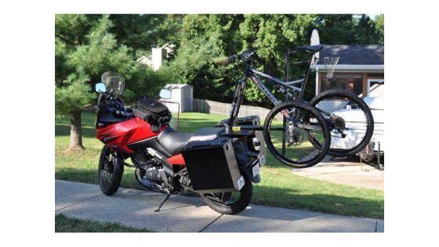 Porta bicicleta para Honda XRE 300