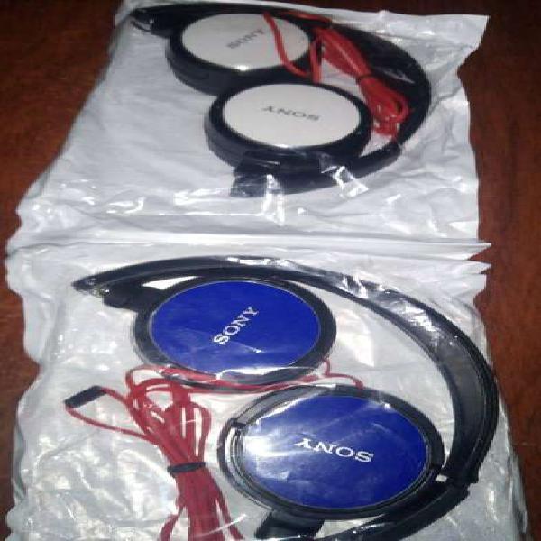 Auriculares Vincha Sony con cable