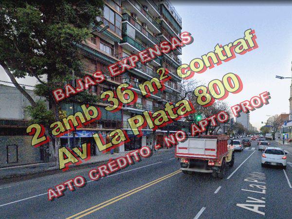Av La Plata 800 - Departamento en Venta en Parque Chacabuco,