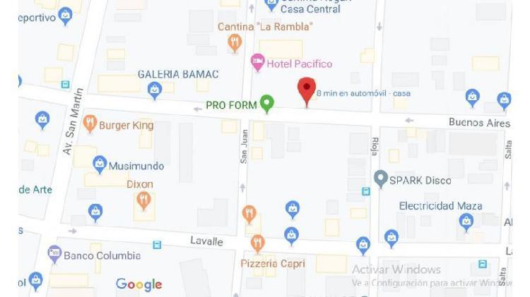 Cochera en Venta en calle Buenos Aires 100, Mendoza