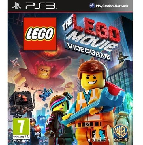 Lego Movie | Ps3 | Playstation 3 - Tenelo Hoy!