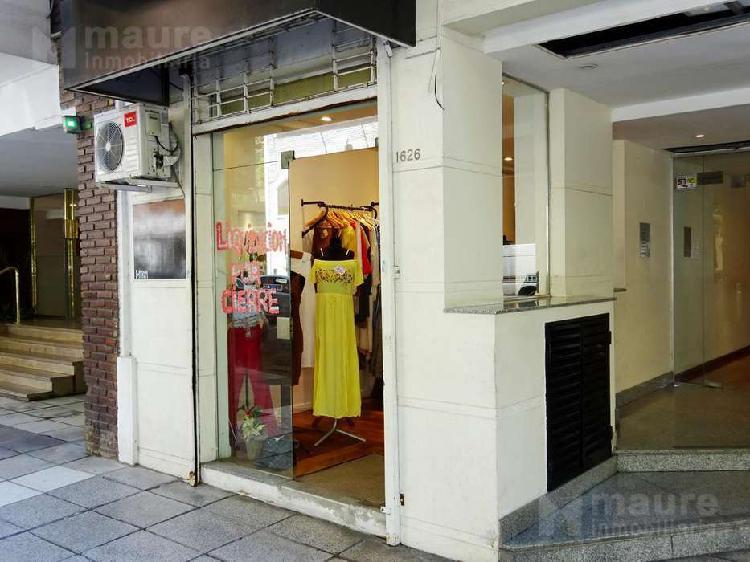 Local en alquiler en Las Cañitas / Imprenta.