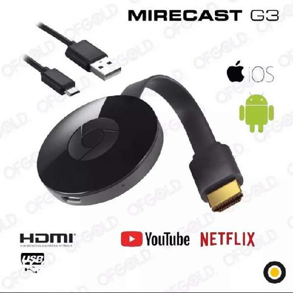 Miracast, dispositivo Dongle de transmisión.