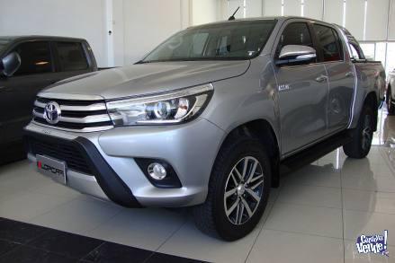 Toyota Hilux 2.8 SRX tdi dc 4x4 6at