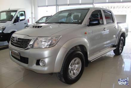 Toyota Hilux 3.0 SR tdi dc 4x2