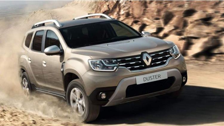 Vendo Plan Rombo Renault Duster ph2 1.6 Privilege (SE