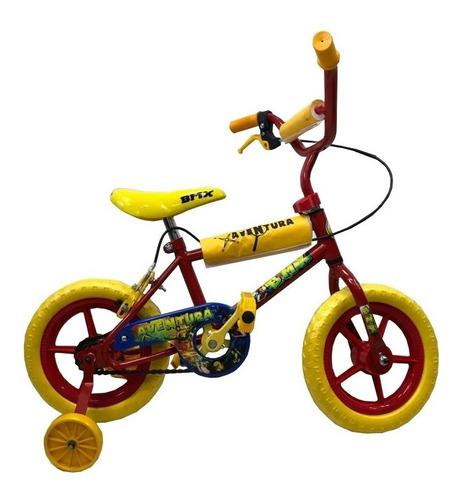 Bicicleta Infantil Rodado 12 Niño / Nena Reforzada.. Cuotas