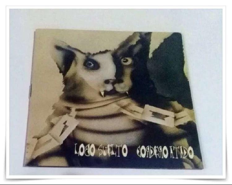 CD Redondos autografiado por El Indio Solari + póster de