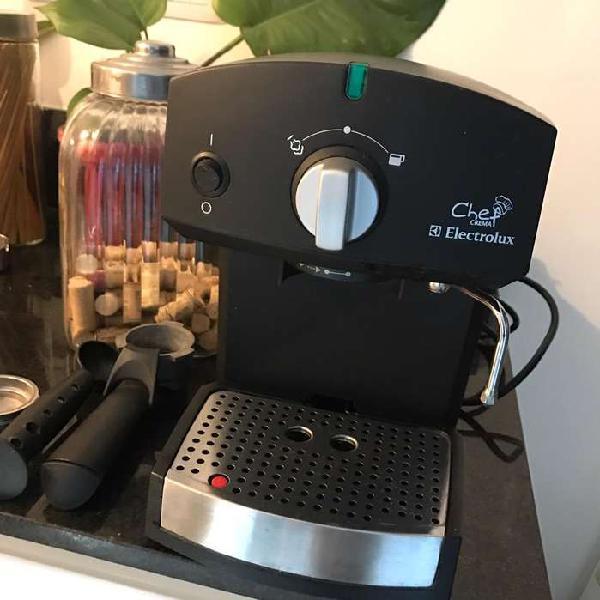 Cafetera Electrolux Cheff Crema