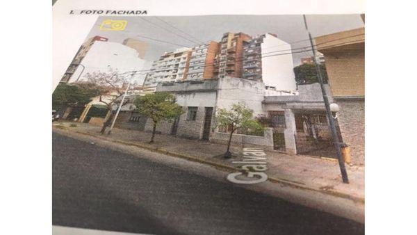 Galvan 2800 - Lote en Venta en Villa Urquiza, Capital