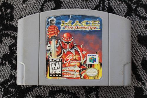 Mace The Dark Age - Nintendo 64