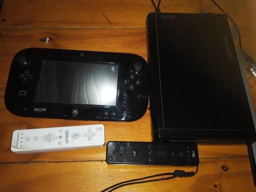Nintendo Wii U Con 64 Juegos De Regalo O Permuto Por Ps4