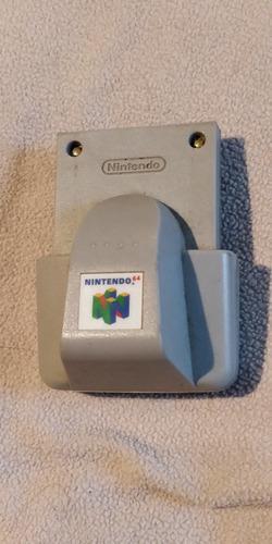 Rumble Pack Nintendo 64 - Original