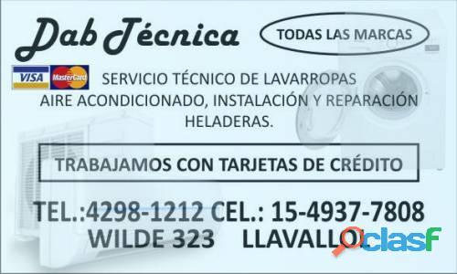 Servicio Tecnico de Lavarropas en Canning 1549377808