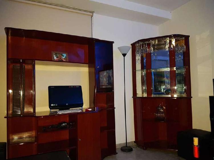 Set de 3 muebles con esquinero Liquido por mudanza