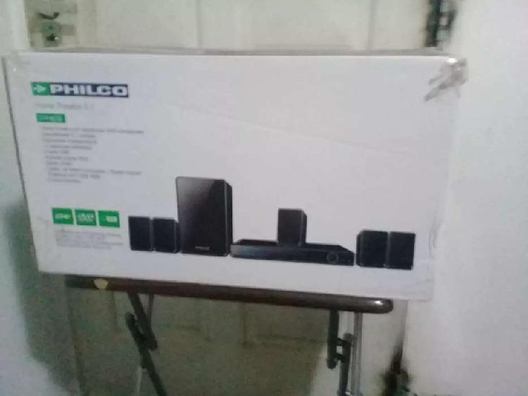 Sistema de sonido Home theatre de 5.1 canales PHILCO