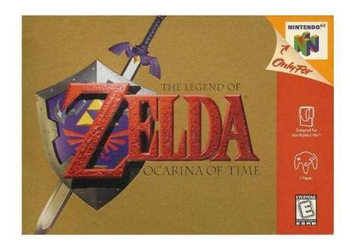 The Legend Of Zelda Ocarina Of Time Nintendo 64 N64 Vdgmrs
