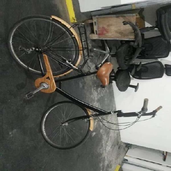 bicicleta en buen estado usada