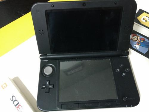 Consola Nintendo 3ds Xl - Funda - Juegos
