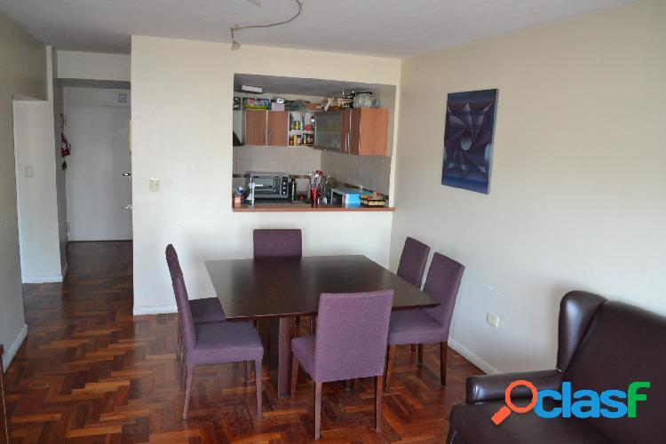 Departamento 3 ambientes con balcón, Villa Crespo