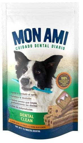 Golosinas Perros Mon Ami Cuidado Dental Clear X3u