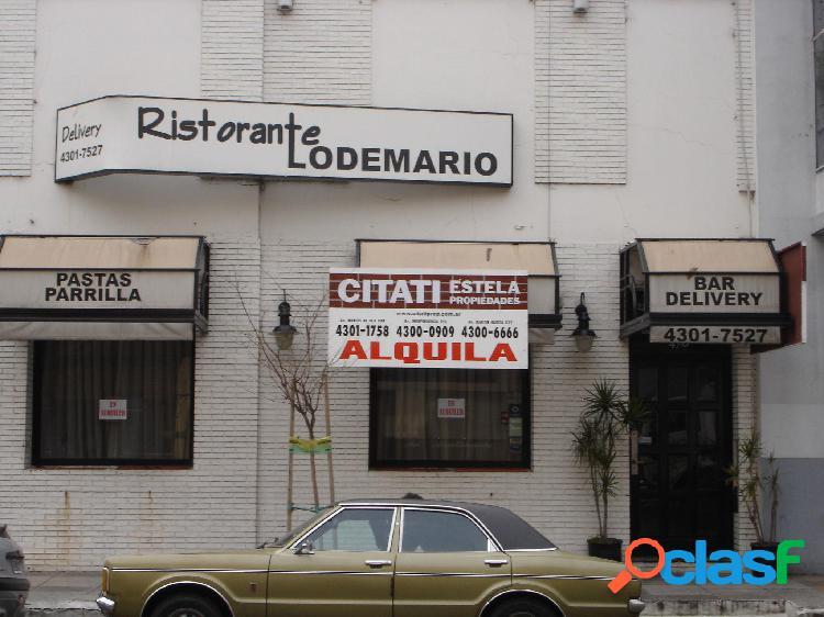 Local a la vía Pública s/Lote Propio VENTA EN BLOCK