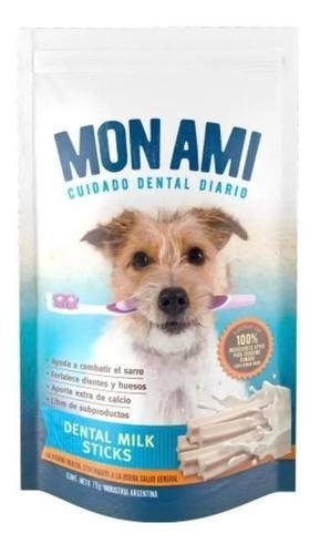 Mon Ami Dental Milk Stick 75 G X 1 Unidad Snack Perros