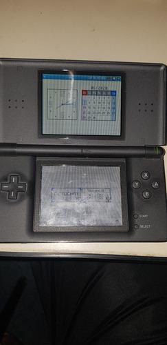 Nintendo Ds Lite Usada Negra