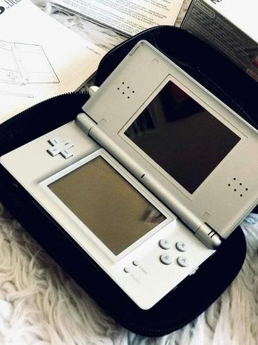 Nintendo Ds Lite (color:metallic Silver)