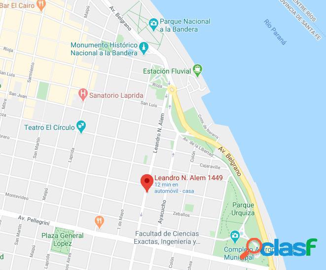 OFICINA / LOCAL COMERCIAL - PLENO BARRIO MARTIN / ZONA RIO Y