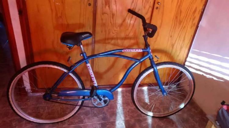 Bicicleta playera rodado 26 kelinbike excelente estado muy