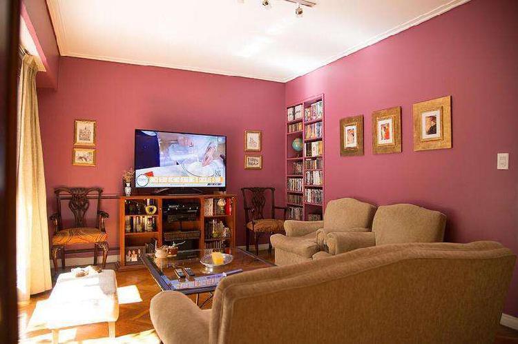 Excelente 4 amb con patio RECICLADO - Gorostiaga 1500 -