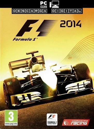 F1 2014 - Juego Pc Digital - En Español - Formula 1