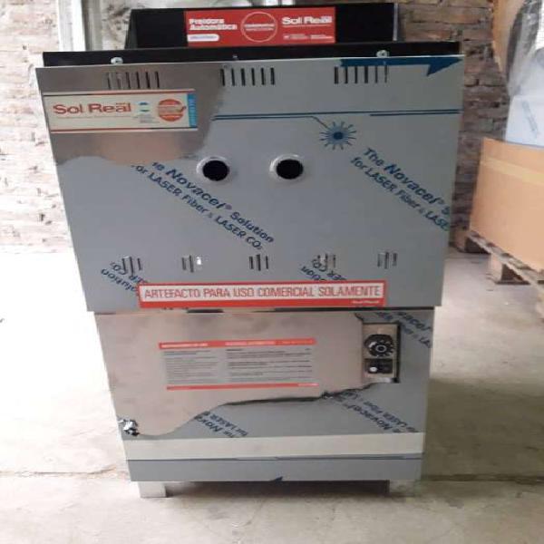Freidora Industrial Automática 18 Litros Sol Real Alta