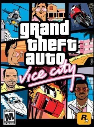 Grand Theft Auto: Vice City Juegos Para Pc En Español