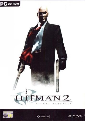 Hitman 2: Silent Assassin Pc Español Completo Retro Juegos