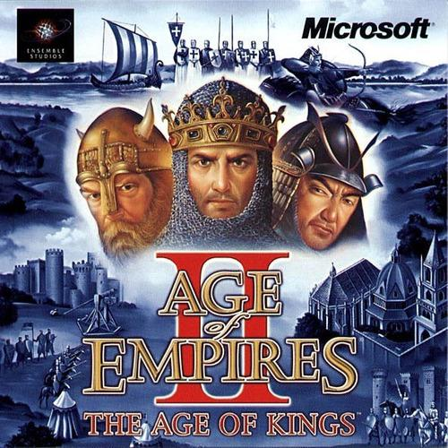 Juego Age Of Empires 2: The Age Of Kings Para Pc