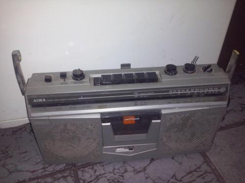 Radio Cassette Aiwa Tpr-901h Funciona Radio Y Cassette