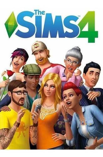 Sims 4 Juego Completo +todas Las Expansiones. Español