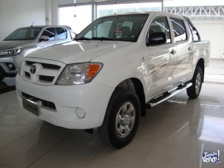 Toyota Hilux Dx 2.5 td 4x4 cd