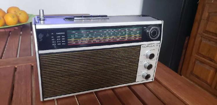 Vendo Radio Noblex NT-127