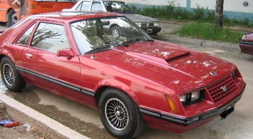 Vendo Repuestos De Ford Mustang 79/80