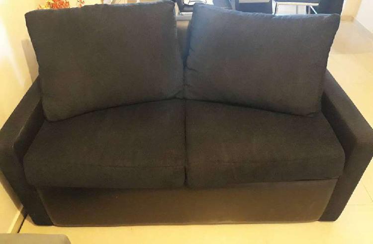 Vendo sofa cama de 2 cuerpos en muy buen estado