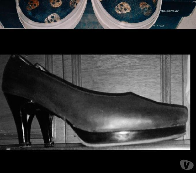 Vendo zapatos de mujer talle 37