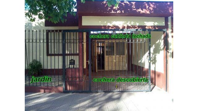 BºVandor - Casa 3dor, techo losa+2baños,cochera 2 autos
